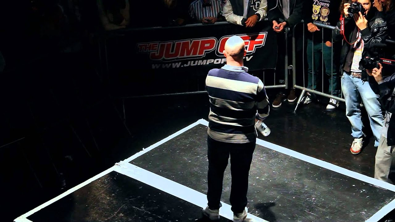 COMEDIAN: Michael Carpenter: Stand Up Comedy – ‪TheJumpOff 2012 [WK‬10]