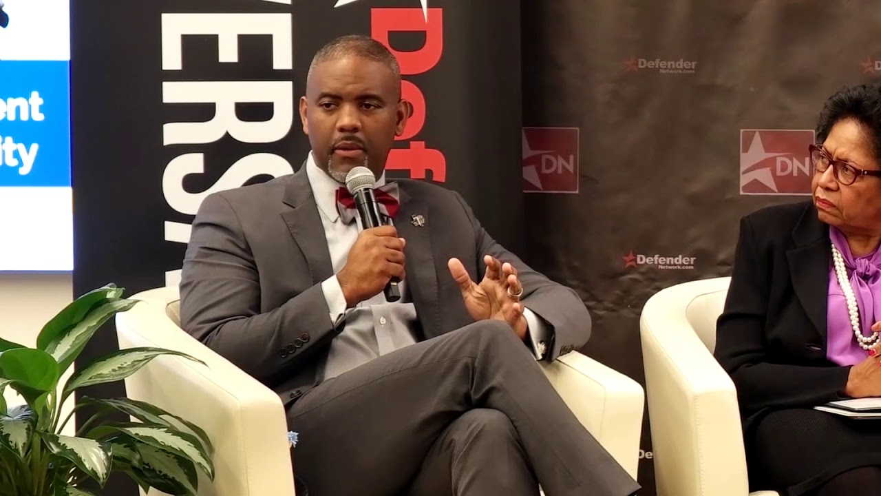 Conversation with HBCU Presidents: Encouraging African -American males to enter