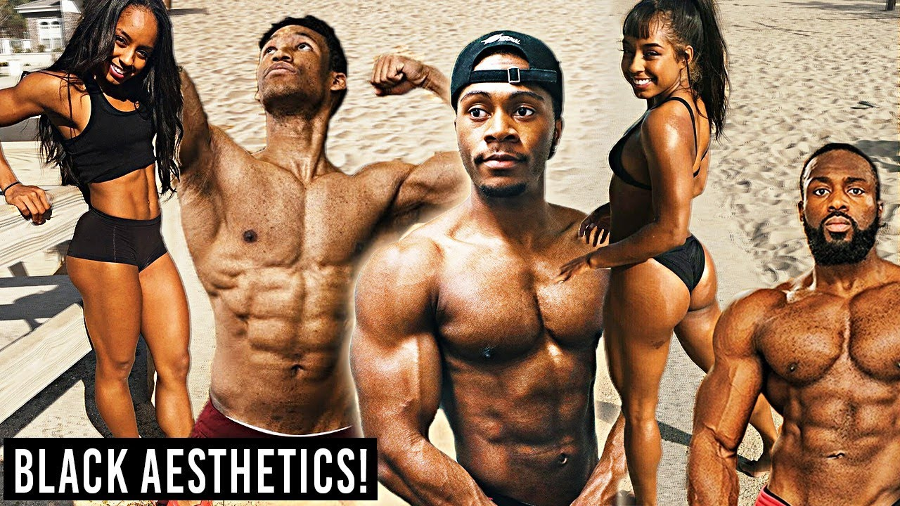 Easier for Black People To Build Muscle Faster? | BBC
