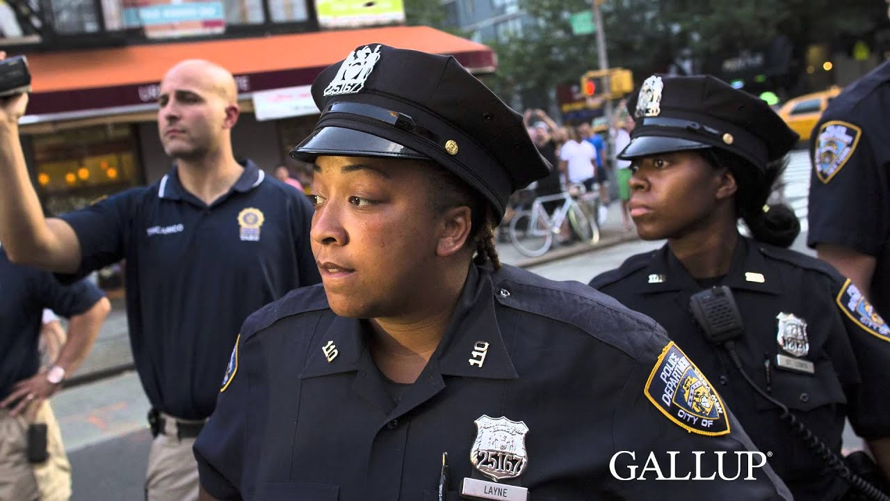 Gallup News Minute: Black Americans' Views of Police Treatment