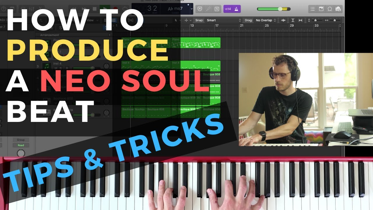 How to Produce a Neo Soul Beat in Logic Pro