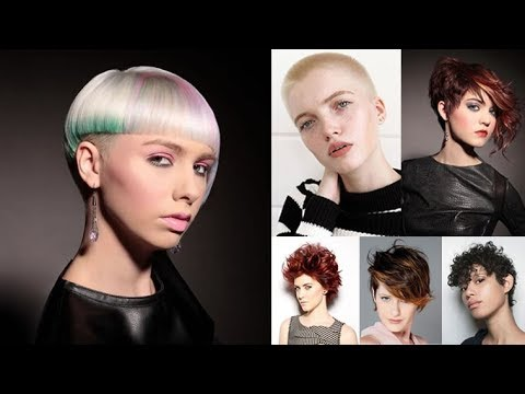 Right 2018 Pixie Hair Colors For YOUR Face Shape