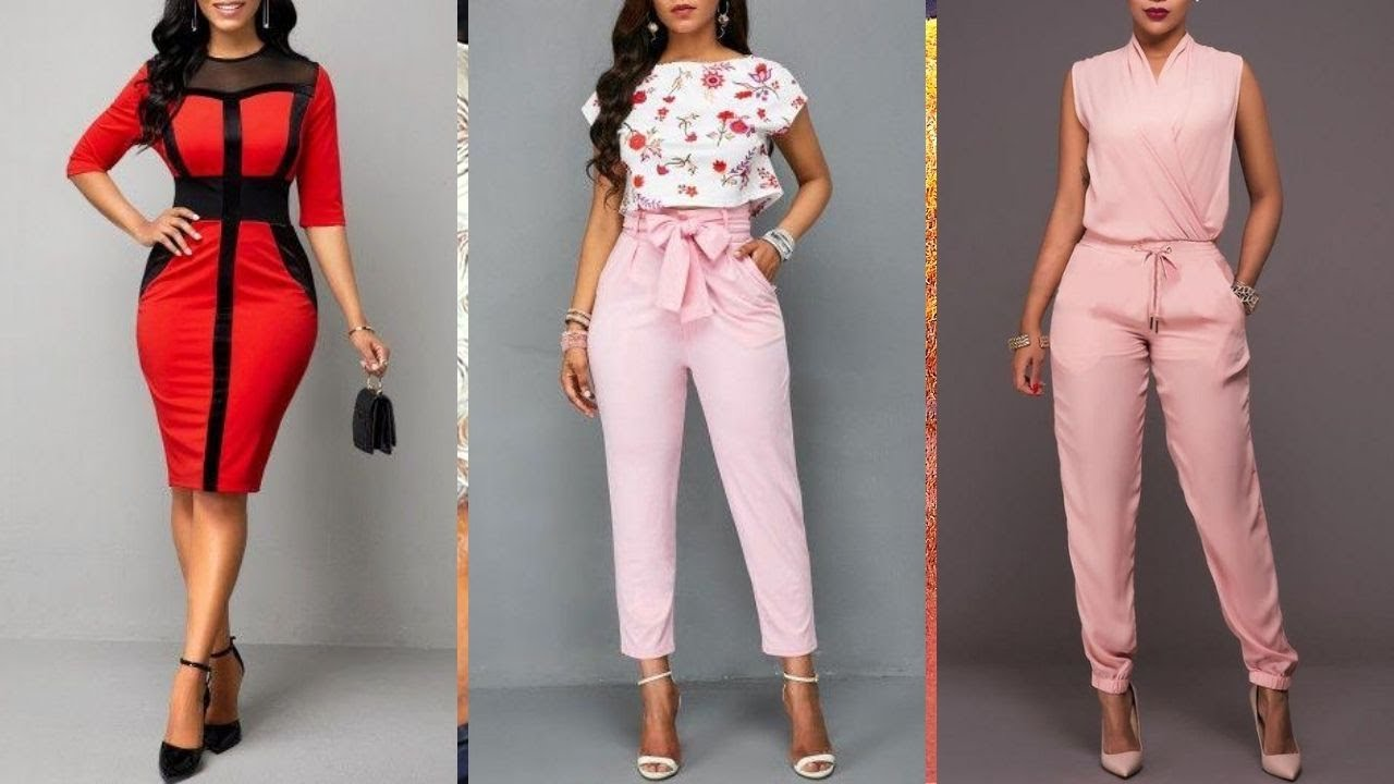 Spring/Summer Fashion Trends 2020   Office & Casual Wears Pt.