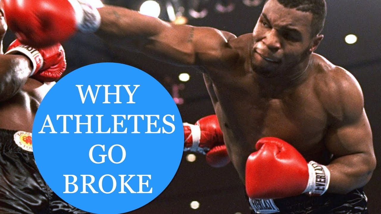 Why Your Favorite Athletes Go Broke